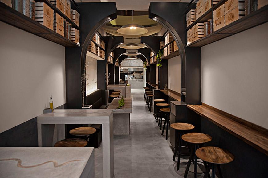 DMDesign - Architecture | Delphine Mauroit | Raines Law Room